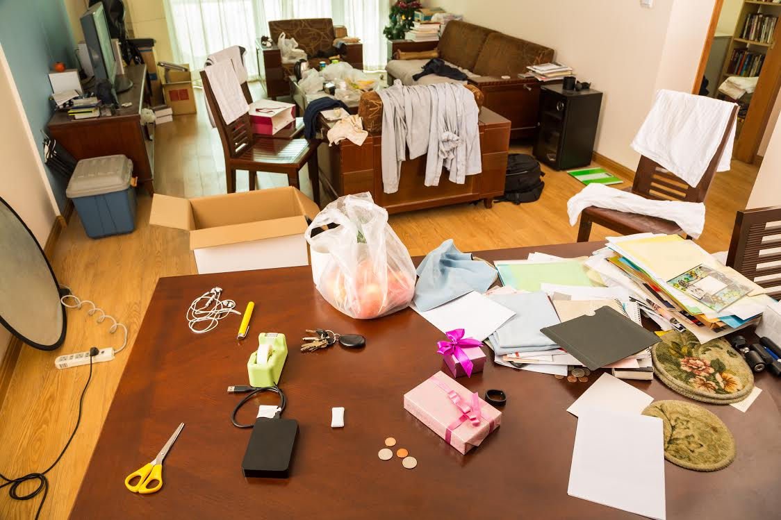 how to declutter your home (with trash bags) plastic place blog