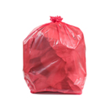 Red Trash Bags