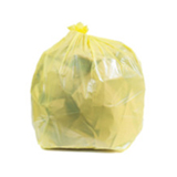 Yellow Trash Bags