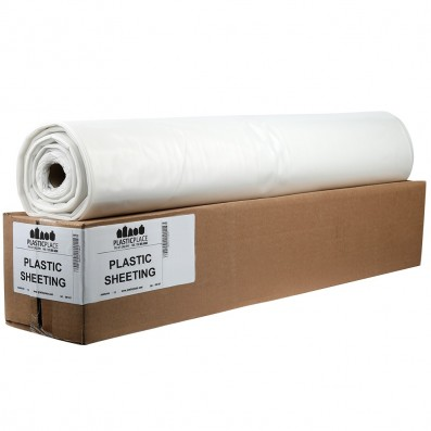 Wide Plastic Sheeting
