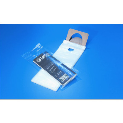 Door Hanger Bags, 6x12 + 3.5 Lip, 1.5 Mil