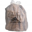 12-16 Gallon Compostable Trash Bags