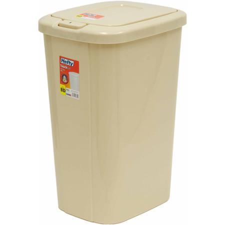 13 Gallon Hefty Touch Lid Can